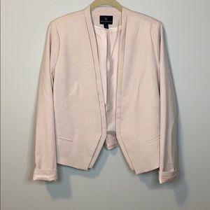 3/$20🐝 Worthington Blush Pink blazer shoulder pad